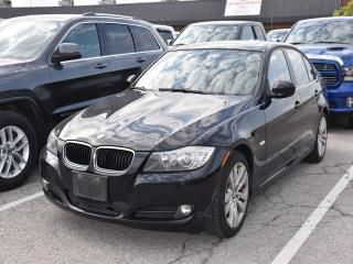 Used 2009 BMW 323i i LEATHER, SUNROOF, ONLY 74,000 KMS for sale in Concord, ON