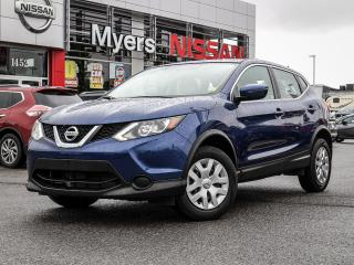 Used 2017 Nissan Qashqai S reverse camera for sale in Orleans, ON