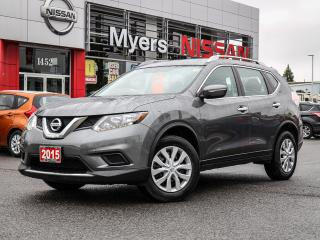 Used 2015 Nissan Rogue S AWD reverse camera, bluetooth, power locks, cruise control for sale in Orleans, ON