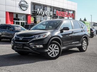 Used 2015 Honda CR-V AWD reverse camera for sale in Orleans, ON