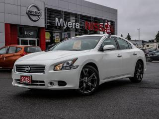 Used 2013 Nissan Maxima SL Reverse camera for sale in Orleans, ON