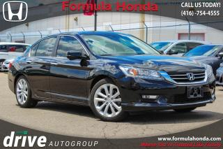 Used 2015 Honda Accord Touring TOURING | NAVIGATION | 6-SPEED MANUAL! for sale in Scarborough, ON
