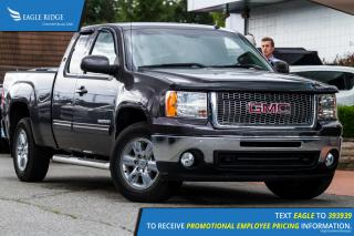 Used 2011 GMC Sierra 1500 SLT Leather, USB/AUX, Steering Wheel Controls for sale in Port Coquitlam, BC