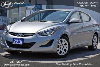 Used 2016 Hyundai Elantra GL for sale in Ajax, ON