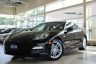 Used 2010 Porsche Panamera 4S for sale in Langley, BC