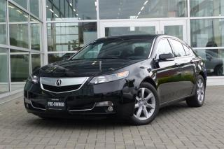 Used 2012 Acura TL Tech at *Navigation* for sale in Vancouver, BC