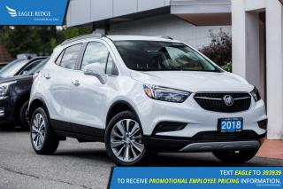 New 2018 Buick Encore Preferred Backup Camera, A/C, AWD for sale in Coquitlam, BC