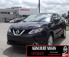 Used 2017 Nissan Qashqai SV |FWD|BACKUP CAMERA|SUNROOF|BLUETOOTH| for sale in Scarborough, ON