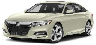 New 2018 Honda Accord Sedan 1.5T Touring CVT for sale in Pickering, ON