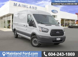 Used 2017 Ford TRANSIT-250 Base *ACCIDENT FREE* *LOCALLY DRIVEN* for sale in Surrey, BC
