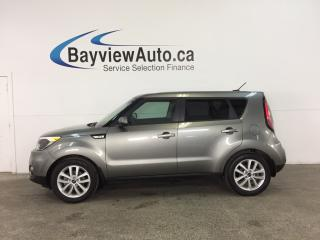 Used 2018 Kia Soul EX - ALLOYS! HEATED SEATS! REVERSE CAM! BLUETOOTH! for sale in Belleville, ON
