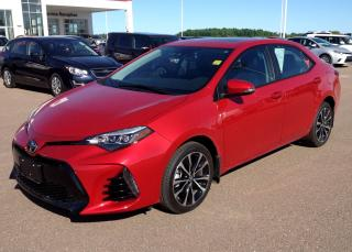 Used 2017 Toyota Corolla XSE for sale in Renfrew, ON