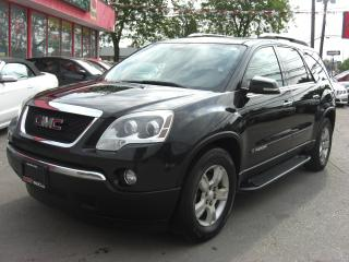 Used 2008 GMC Acadia SLT AWD 6 Passenger for sale in London, ON