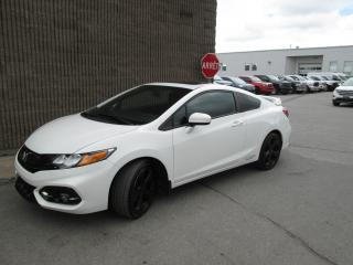 Used 2014 Honda Civic 2 portes, boîte manuelle, Si for sale in Gatineau, QC