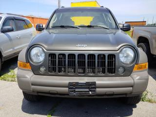 Used 2006 Jeep Liberty Sport for sale in Oshawa, ON