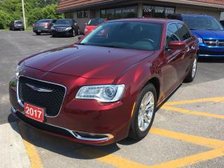 Used 2017 Chrysler 300 Touring  for sale in Cobourg, ON