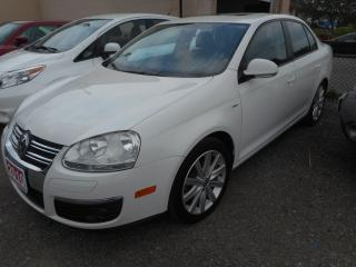 Used 2010 Volkswagen Jetta Wolfsburg Edition Turbo for sale in Brantford, ON