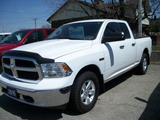 Used 2015 Dodge Ram 1500 SLT for sale in Stratford, ON