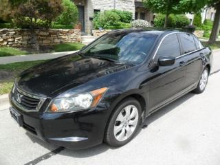 Used 2008 Honda Accord EX-L, NAVIGATION, NEW BRAKES, NEW TIRES for sale in Etobicoke, ON