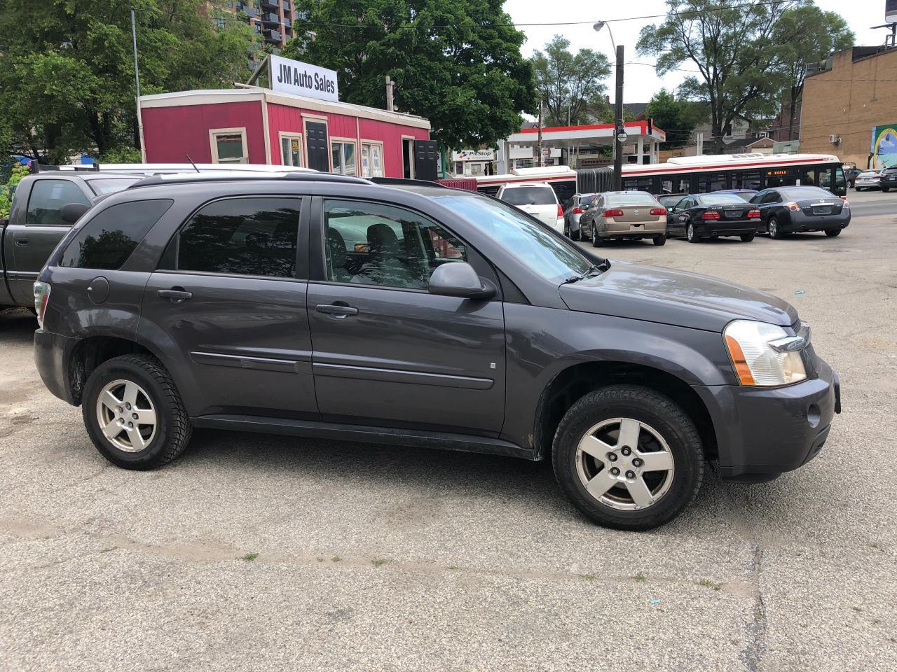 Photo of Gray 2007 Chevrolet Equinox