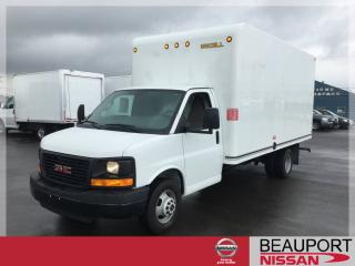 Used 2017 GMC Savana 3500 CUBE 16 PIEDS 2017 for sale in Beauport, QC