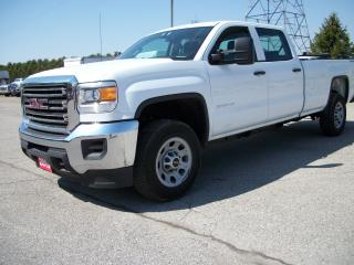 Used 2015 GMC Sierra 3500 WT for sale in Stratford, ON