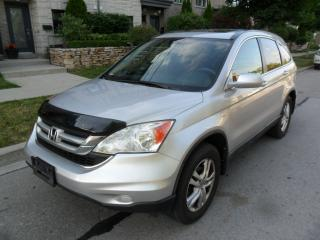 Used 2010 Honda CR-V EX, SUNROOF, NO ACCIDENTS, 2 SETS TIRES for sale in Etobicoke, ON