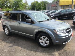 Used 2010 Dodge Journey SE / LOADED / ALLOYS / POWER GROUP / NEW TIRES! for sale in Scarborough, ON