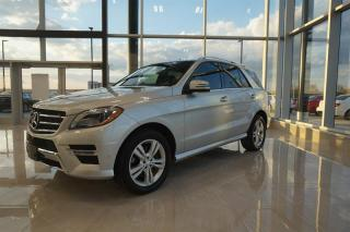 Used 2014 Mercedes-Benz ML 350 Bluetec AWD for sale in Trois-Rivières, QC