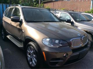 Used 2012 BMW X5 50i/AWD/Leather Seats/Camera/Roof/Fog Light/Alloys for sale in Scarborough, ON