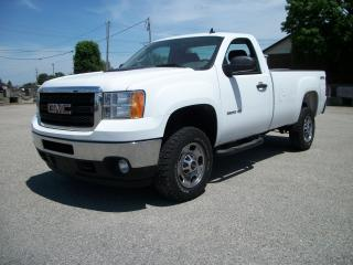 Used 2013 GMC Sierra 2500 WT for sale in Stratford, ON