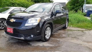 Used 2012 Chevrolet Orlando LT for sale in Orillia, ON