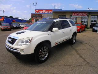 Used 2007 GMC Acadia SLT2 LTHR ROOF NAV AWD for sale in Brampton, ON