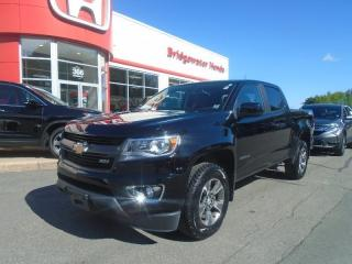 Used 2017 Chevrolet Colorado 4WD Z71 for sale in Bridgewater, NS