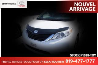Used 2013 Toyota Sienna INTÉGRALE| 7 PASSAGERS| PETIT BUDGET for sale in Drummondville, QC