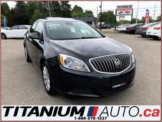 Used 2015 Buick Verano Camera+Sunroof+Remote Starter+My Link+Alloys+XM+++ for sale in London, ON