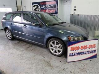 Used 2006 Volvo V50 Familiale T.ouvrant for sale in Montréal, QC
