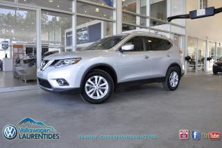 Used 2014 Nissan Rogue Sv-Awd Sv Awd Toit for sale in Saint-jerome, QC