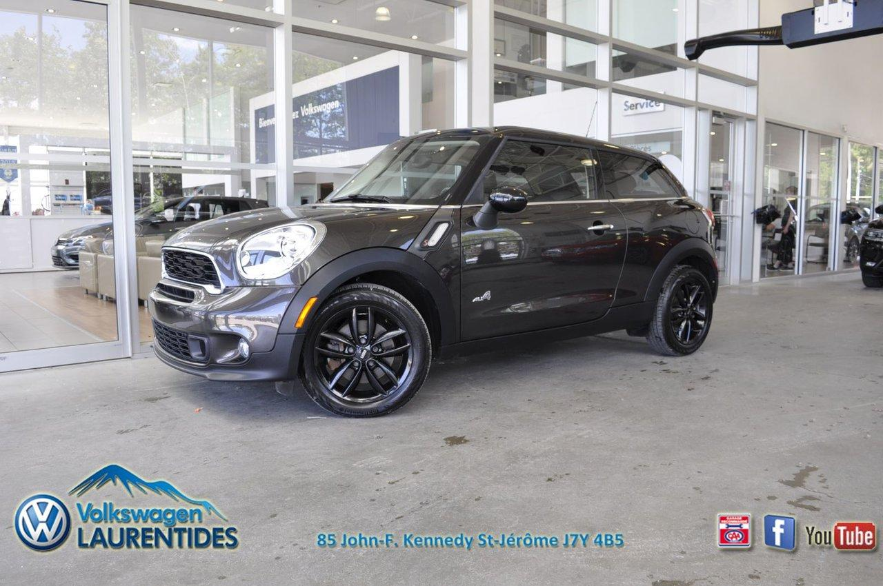 Used 2015 Mini Cooper Paceman S S Paceman Awd Mags For Sale In Saint