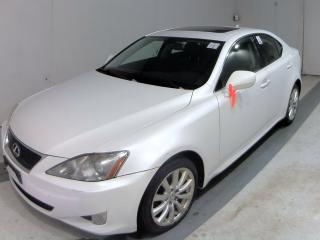 Used 2007 Lexus IS 250 LEATHER,SUNROOF for sale in Scarborough, ON