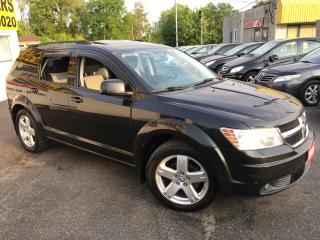 Used 2009 Dodge Journey SXT/ 7 SEATER/ SUNROOF/ ALLOYS / CRUISE + MORE for sale in Scarborough, ON