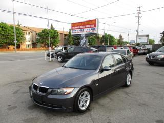 Used 2008 BMW 3 Series 328I for sale in Scarborough, ON