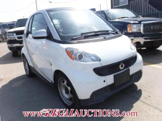 Used 2014 Smart FORTWO  2D COUPE for sale in Calgary, AB