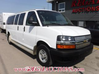 Used 2013 Chevrolet EXPRESS 3500 LS WAGON 155 WB for sale in Calgary, AB