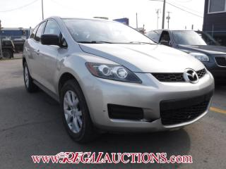 Used 2007 Mazda CX-7  4D UTILITY for sale in Calgary, AB