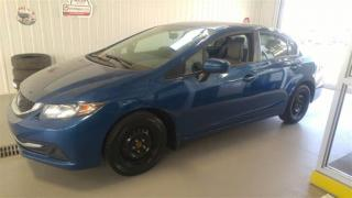 Used 2014 Honda Civic LX for sale in Gatineau, QC