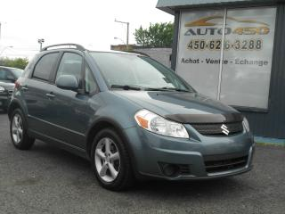 Used 2008 Suzuki SX4 ***AWD,MAGS,BAS KILO*** for sale in Longueuil, QC