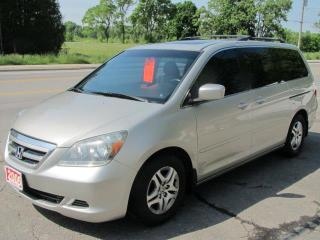 Used 2006 Honda Odyssey EX-L for sale in Brockville, ON