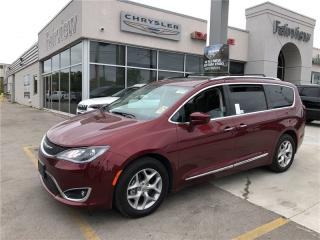 Used 2017 Chrysler Pacifica Touring-L Plus   Leather   NAV   B/U CAM   DVD for sale in Burlington, ON