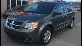 Used 2010 Dodge Grand Caravan 4dr Wgn SXT for sale in North York, ON
